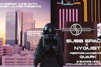 Subb Spaced / Nyquist / Quark