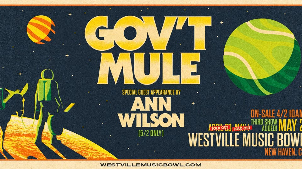 Gov't Mule with Ann Wilson