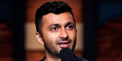 Nimesh Patel (Early Show)