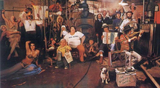 The Basement Tapes Live feat. Casual Coalition w/ Stu Allen (late show)