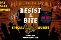 ROCKNPOD Preparty: Resist & Bite, Rare Hare Jam, Ron Keel, and Rock United