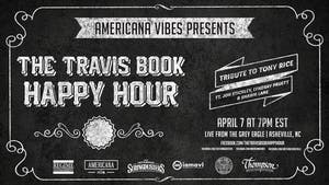 LIVE STREAM (AND IN PERSON): The Travis Book Happy Hour's Tony Rice Tribute