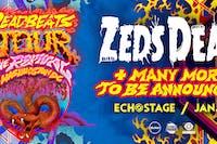 Zeds Dead: Deadbeats Tour