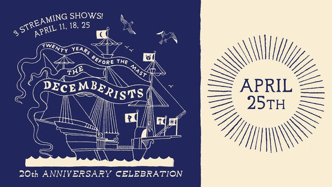 The Decemberists 20th Anniversary Celebration (Livestream)