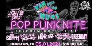 Pop Punk Nite: Houston, TX! By: Van Full of Nuns