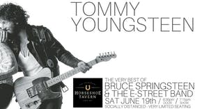 Tommy Youngsteen performs The very best of Bruce Springsteen