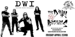 DWI (Driven With Insanity) & The Dirty Reckless + special guests