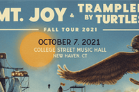 Mt. Joy & Trampled By Turtles Fall Tour 2021