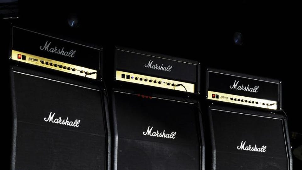 An Evening with Marshall Stax