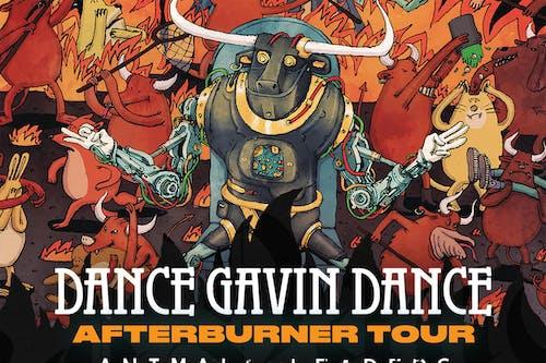 Dance Gavin Dance - Night 2