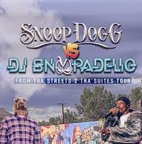 Snoop Dogg VS DJ Snoopadelic: From tha Streets to