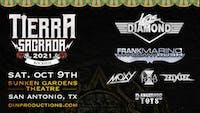 Tierra Sagrada Rockfest featuring Legs Diamond