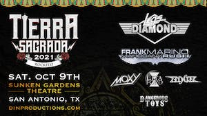 Tierra Sagrada Rockfest featuring Legs Diamond