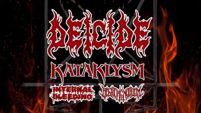DEICIDE w/ Kataklysm