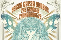 Naked Gypsy Queens & The Georgia Thunderbolts
