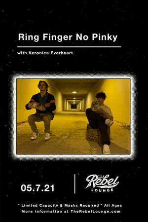RING FINGER NO PINKY / VERONICA EVERHEART / FREUD