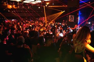 LA V Nightclub Miami 5/29