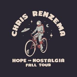 Chris Renzema Hope Or Nostalgia Fall Tour