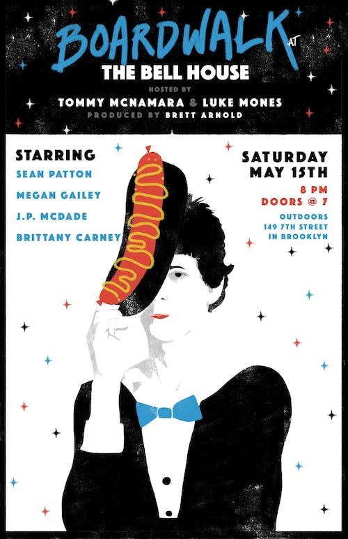 Boardwalk Comedy with Luke Mones and Tommy McNamara