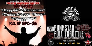 Punk Star Radio presents Hip Hop Underground