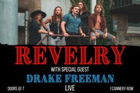 Revelry w/ special guest Drake Freeman