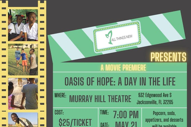 Oasis Of Hope: A Day In The Life