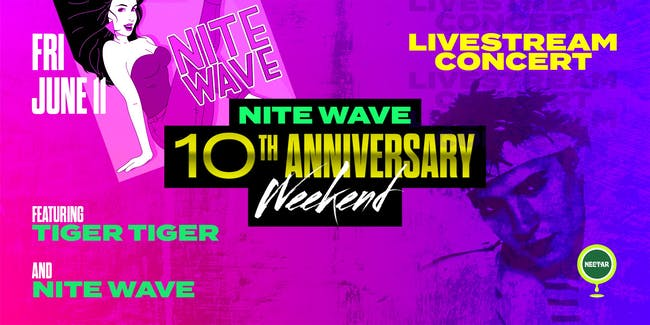 NVCS presents Nite Wave's 10th Anniversary Show (night one)
