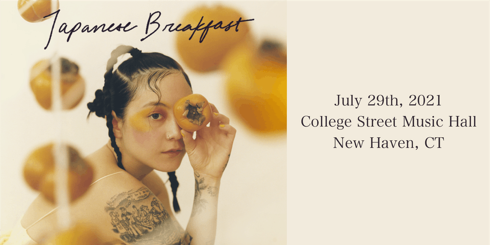 Japanese Breakfast (MOVED TO WESTVILLE MUSIC BOWL 7/28 WITH BRIGHT EYES)