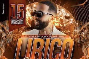 Lírico En La Casa LA V Nightclub Miami 5/15