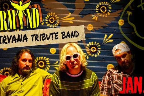 Nevermind - Nirvana Tribute Band