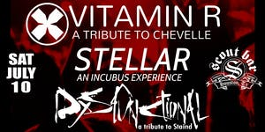 VITAMIN R - a tribute to Chevelle
