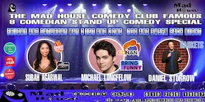 The Mad House Showcase starring Subah Agarwal as seen on Comedy Central!