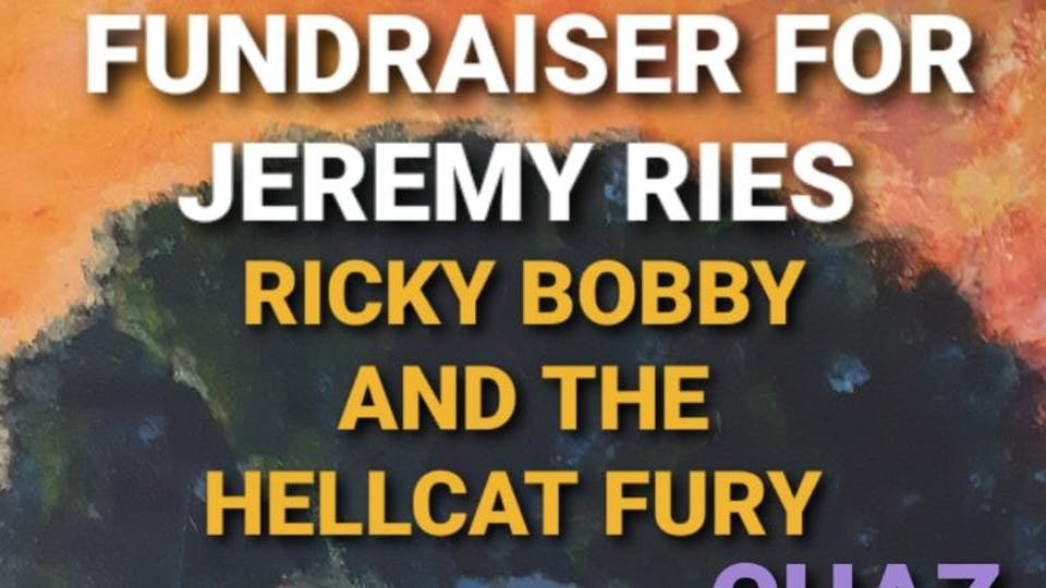 Fundraiser for Jeremy Ries