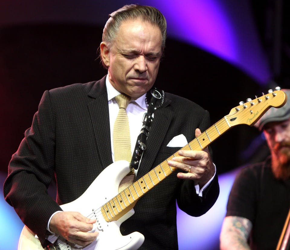 Antone's Anniversary: Jimmie Vaughan & the Tilt-A-Whirl Band