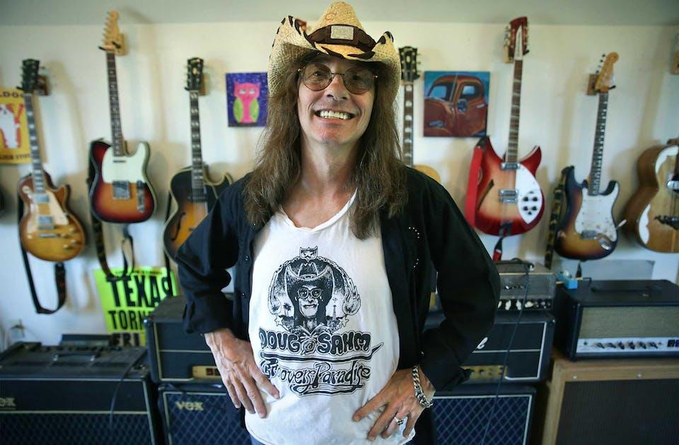 Antone's Anniversary: Doug Sahm + Tornados Tribute w/ Shawn Sahm & Friends
