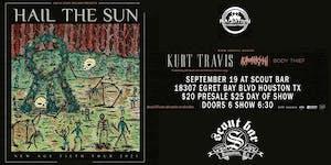 HAIL THE SUN - NEW AGE FILTH TOUR