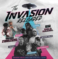 The Invasion Tour RELOADED  2021 Featuring: 1K Phew  & More
