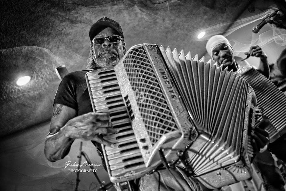 Antone's Anniversary: C.J. Chenier w/ Jivin' Gene and The Texas Horns