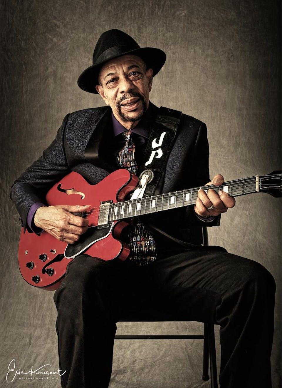 Antone's Anniversary: Chicago Blues Legend John Primer w/ Lou Ann Barton