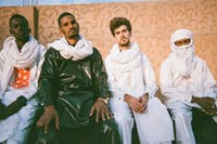 Mdou Moctar w/ Pure Adult