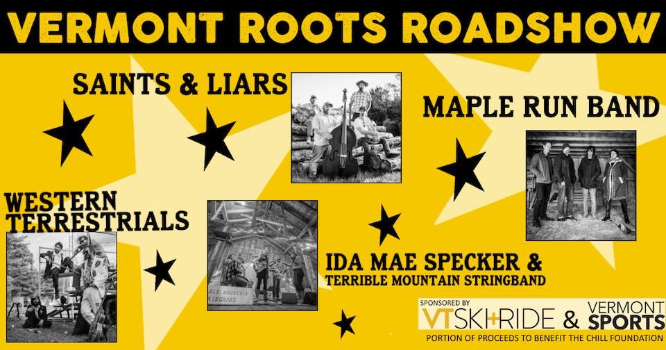 Vermont Roots Roadshow
