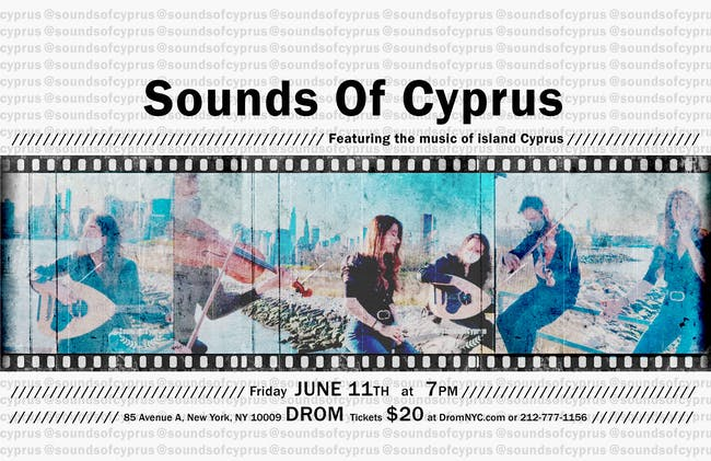 Sounds of Cyprus
