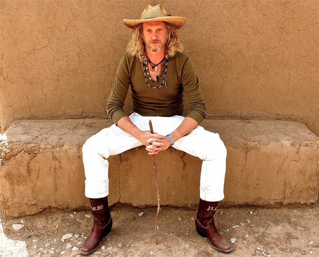 Jimbo Mathus (of Squirrel Nut Zippers) and The Dial Back Sound