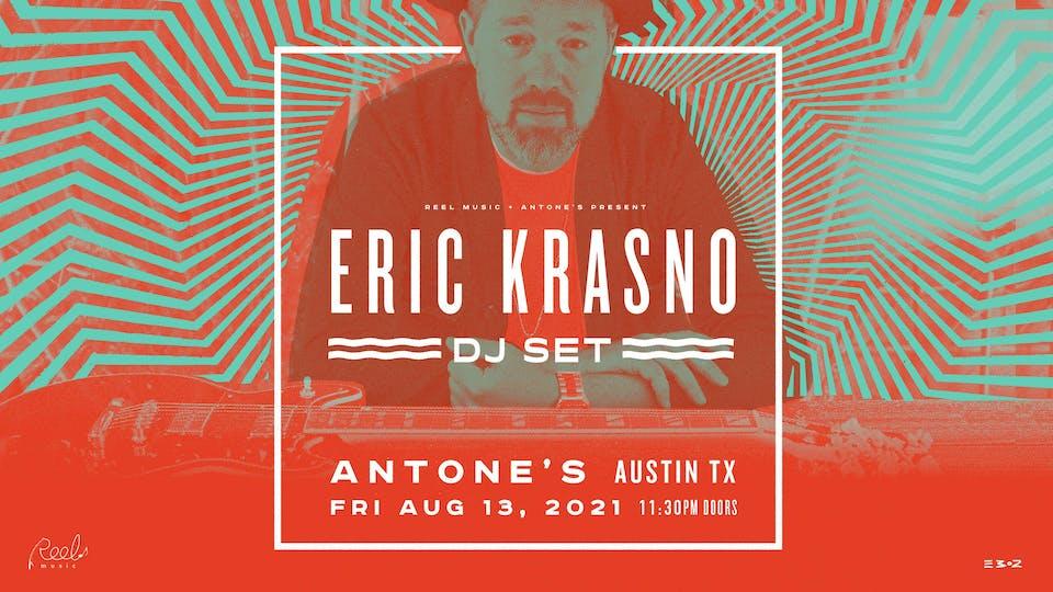 Late Night: Eric Krasno (DJ Set)