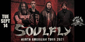 SOULFLY - North American Tour 2021