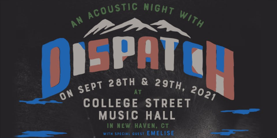 DISPATCH (Acoustic) - Night 2