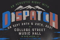 DISPATCH (Acoustic) - Night 1