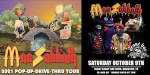 MAC SABBATH - 2021 Pop Up Drive Thur Tour
