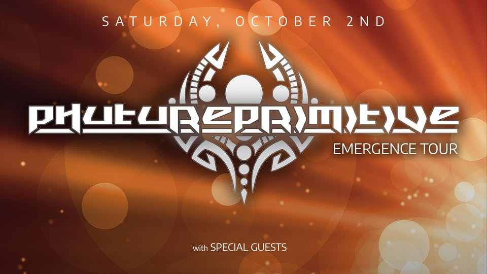 Rescheduled: PHUTUREPRIMITIVE with special guests