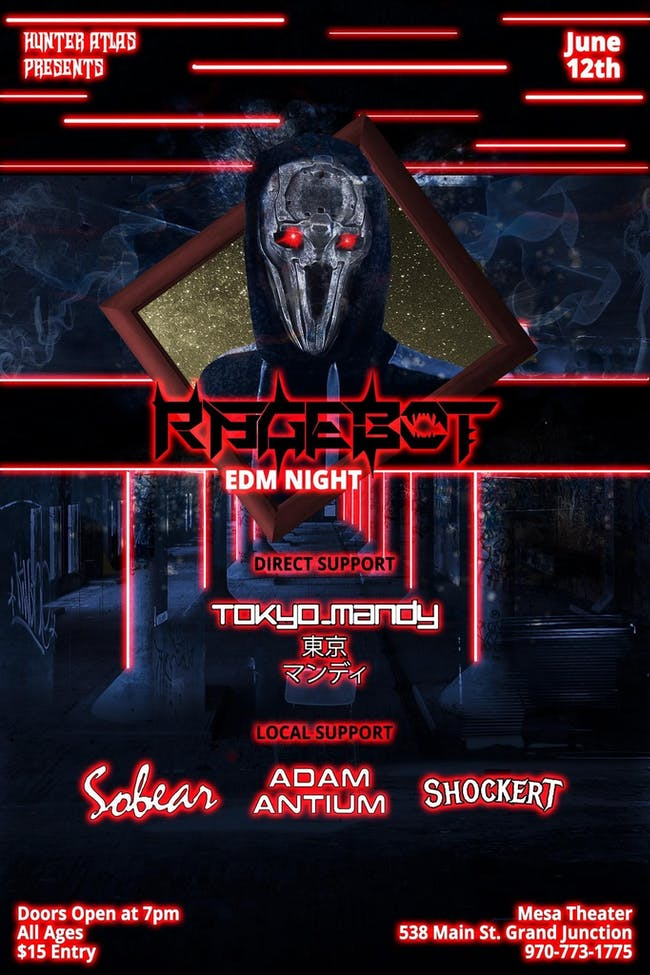 Ragebot: EDM NIGHT